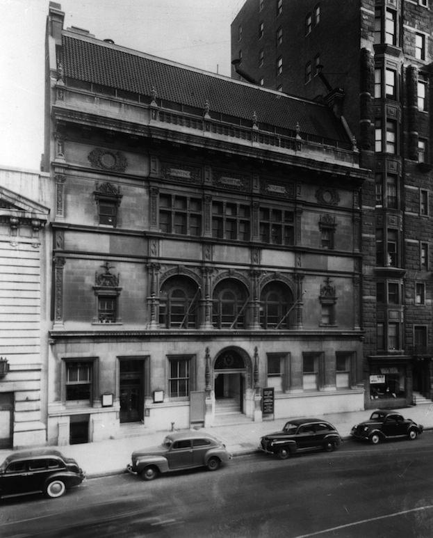 american fine arts society building
