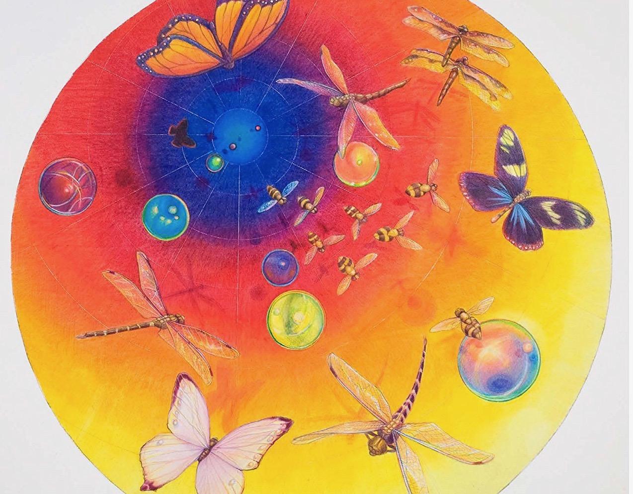 <i>Mastering Colored Pencil</i>, Lisa Dinhofer's New Book