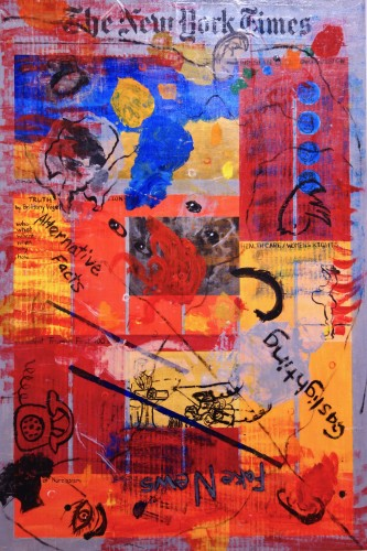 student concours mixed media
