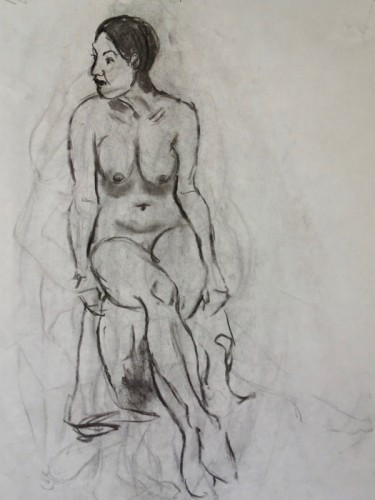 Drawing by Joseph Lasanti