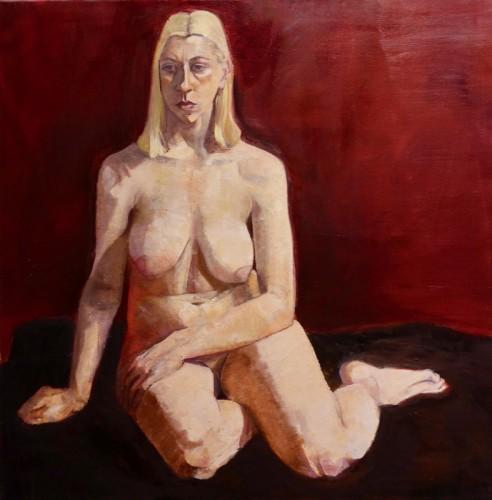 Painting by Addie Baughman
