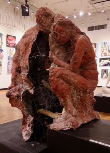 Sculpture by Ariadne Scibetta