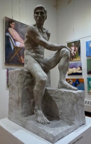 Sculpture by Artem Maloratsky