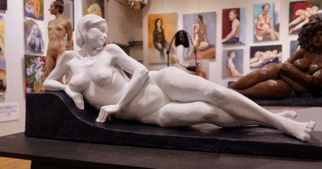 Sculpture by Francis Nguyen