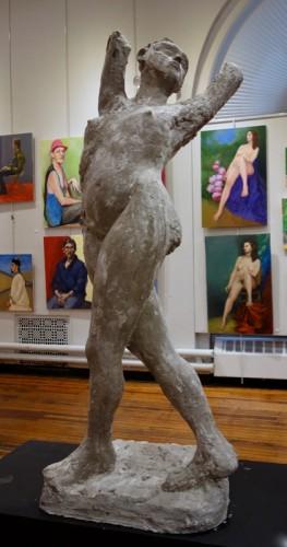 Sculpture by Nancy Novick