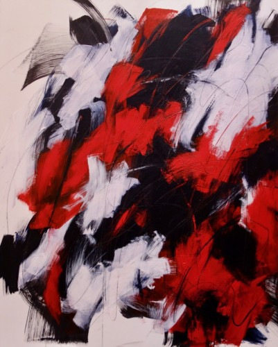 student concours abstract painting