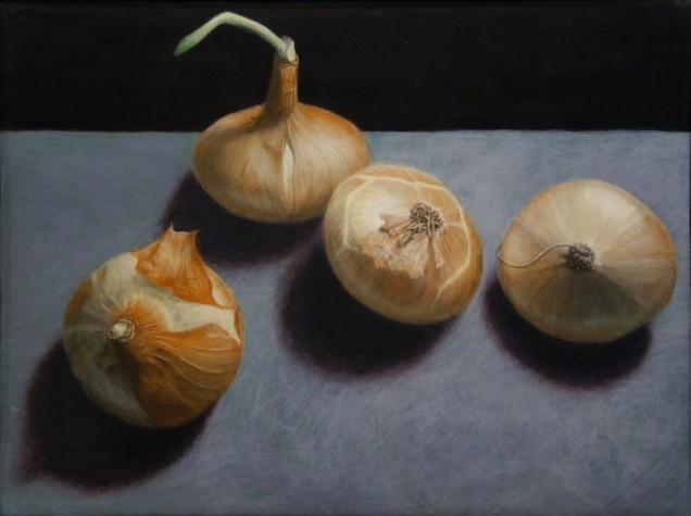 Painting by Marta Becherini