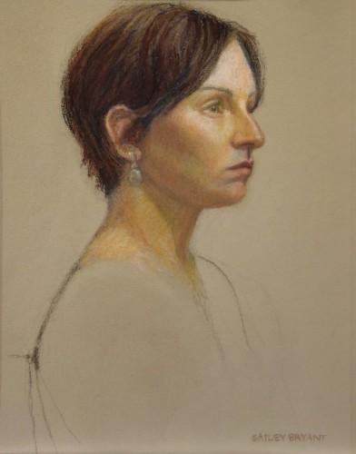 Pastel by Elizabeth Bailey-Bryant