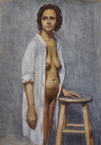 Pastel by Roger Bonomo