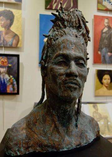 Sculpture by Anne Stanner