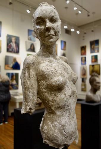 Sculpture by Julia Salinas
