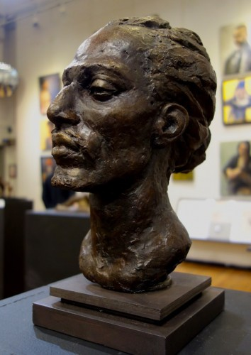 Sculpture by MJ King