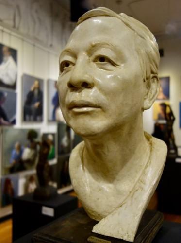 Sculpture by Makoto Maeda