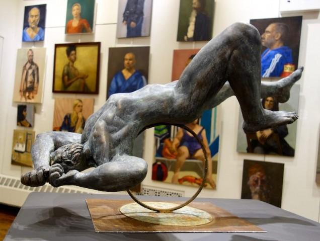 Sculpture by Raj Shahani