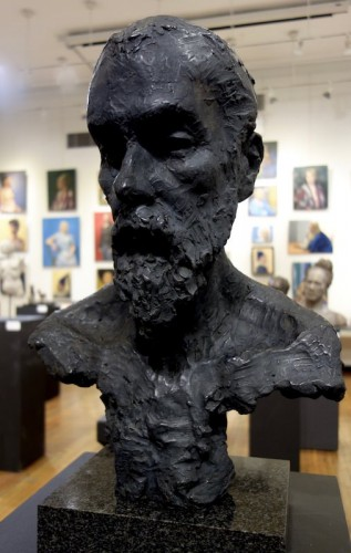 Sculpture by Tricia Justin