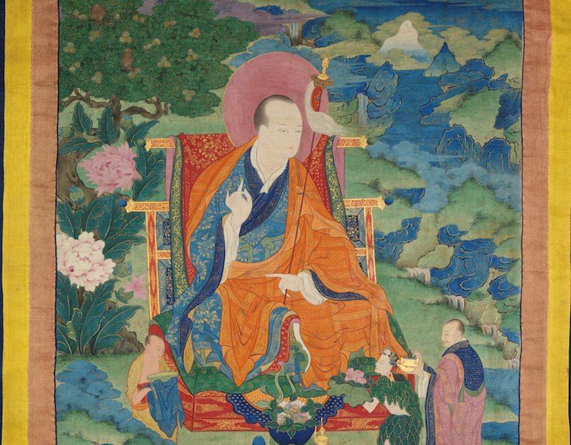 Tibetan Art, Rescued and Restored