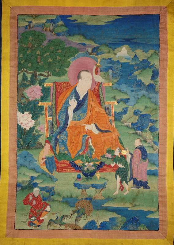 Tucci Collection at Asia Society