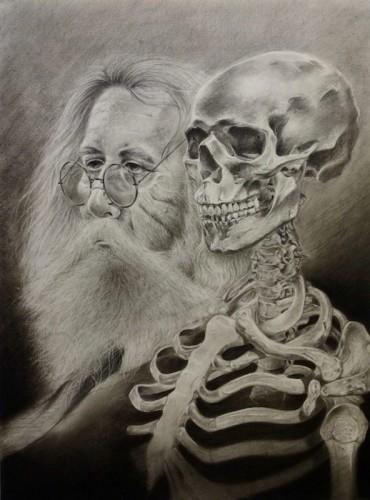 Drawing by Johnathan Carrera