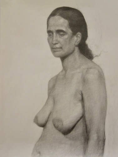 Drawing by Shahbudin Mohd