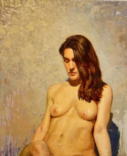 Painting by Daniel Colon