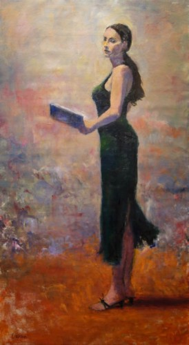 Painting by Elena Osipova
