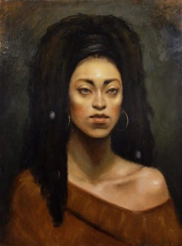 Painting by Elizabeth Wang