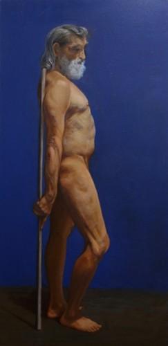 Painting by Emiko Adams