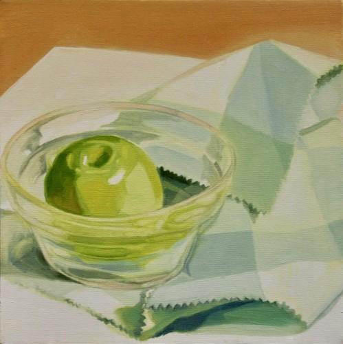 Painting by Jeongmi Youn