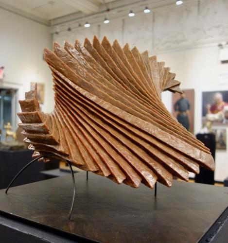 Sculpture by Damon Hamm