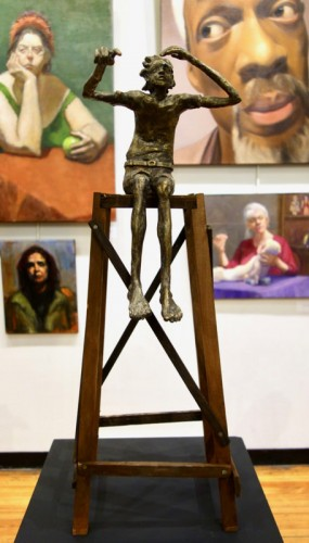 Sculpture by Gaelle Hintzy-Marcel