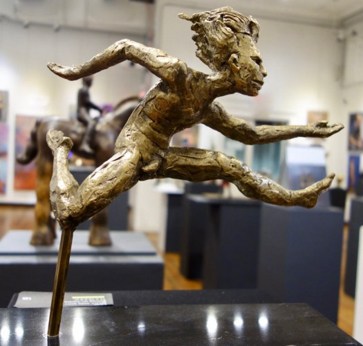 Sculpture by Mary Ann Moy