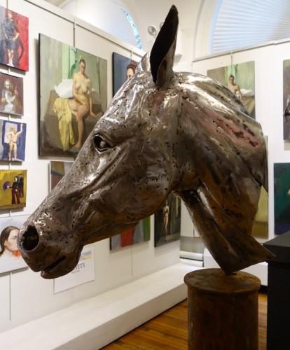 Sculpture by Peggy Silverstein