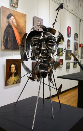 Sculpture by Valerie Brochard