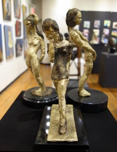 Sculptures by Stanley Sheran