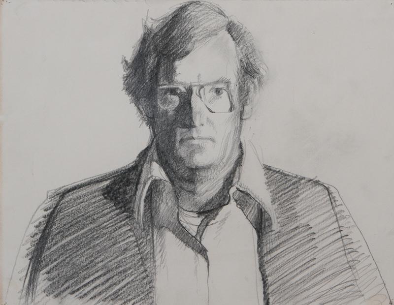 Wayne Thiebaud, Draftsman