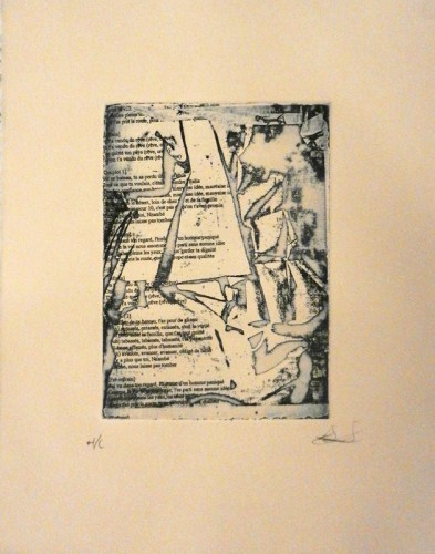 24. Georges Larkins, photo etching