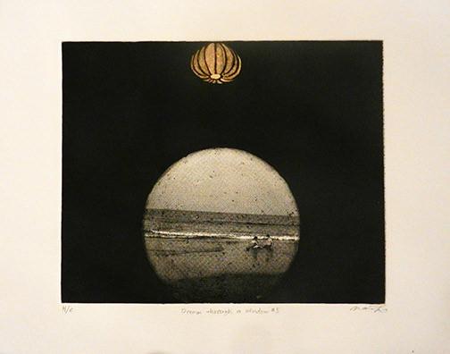 27 Natsuko Matsumura, photo etching