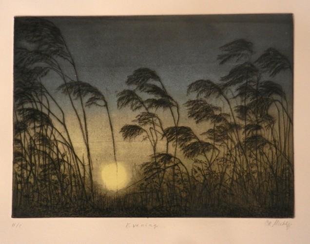 29. Cathy Mulhy, etching aquatint