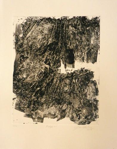 50. Yuko Yamaguchi, monoprint