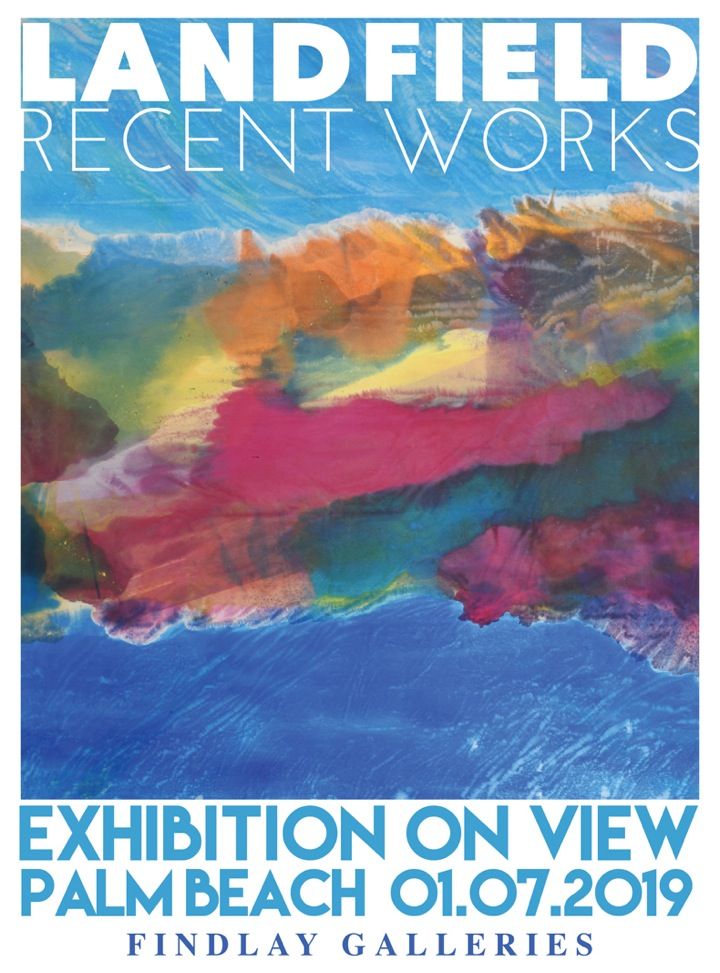 A Solo Exhibition for Ronnie Landfield