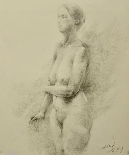 Student of Michael Burban