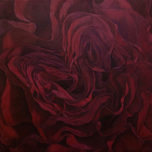 Painting by Hye Jin Kim
