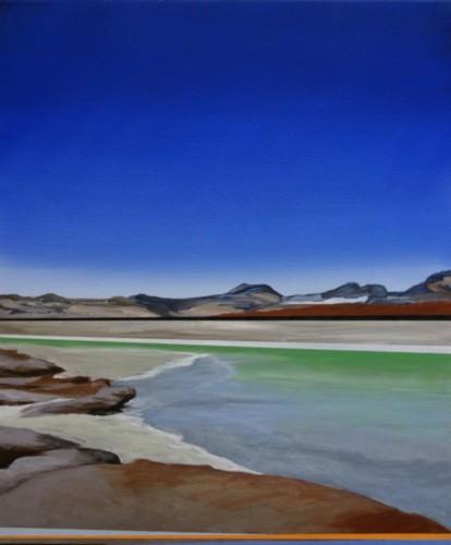 Painting by Elizabeth Yeh