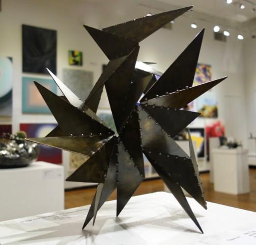 Sculpture by Marc Bratman