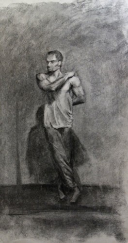 Drawing by Levi Cedar-Kellner