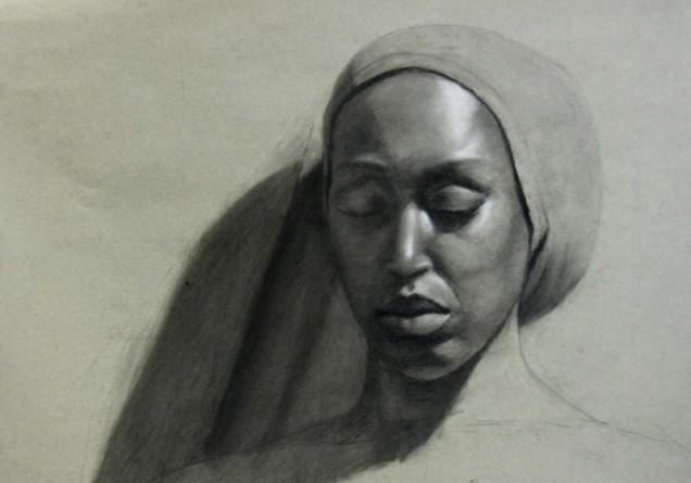 Drawing by Matthew Bloch