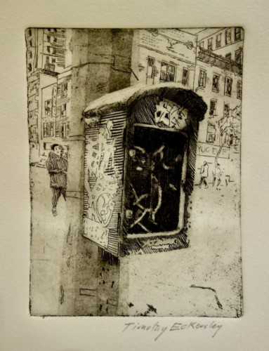 Print by Timothy Eckersley
