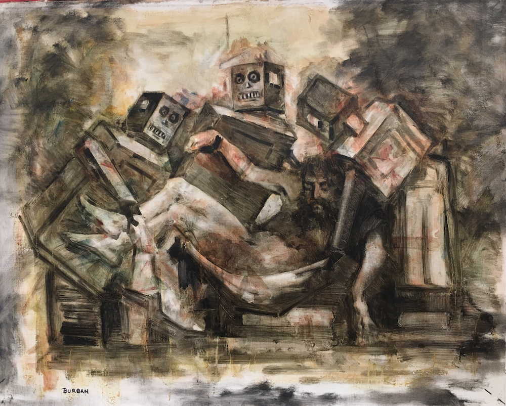 The Art Students League Presents Its Annual Instructors' Exhibition