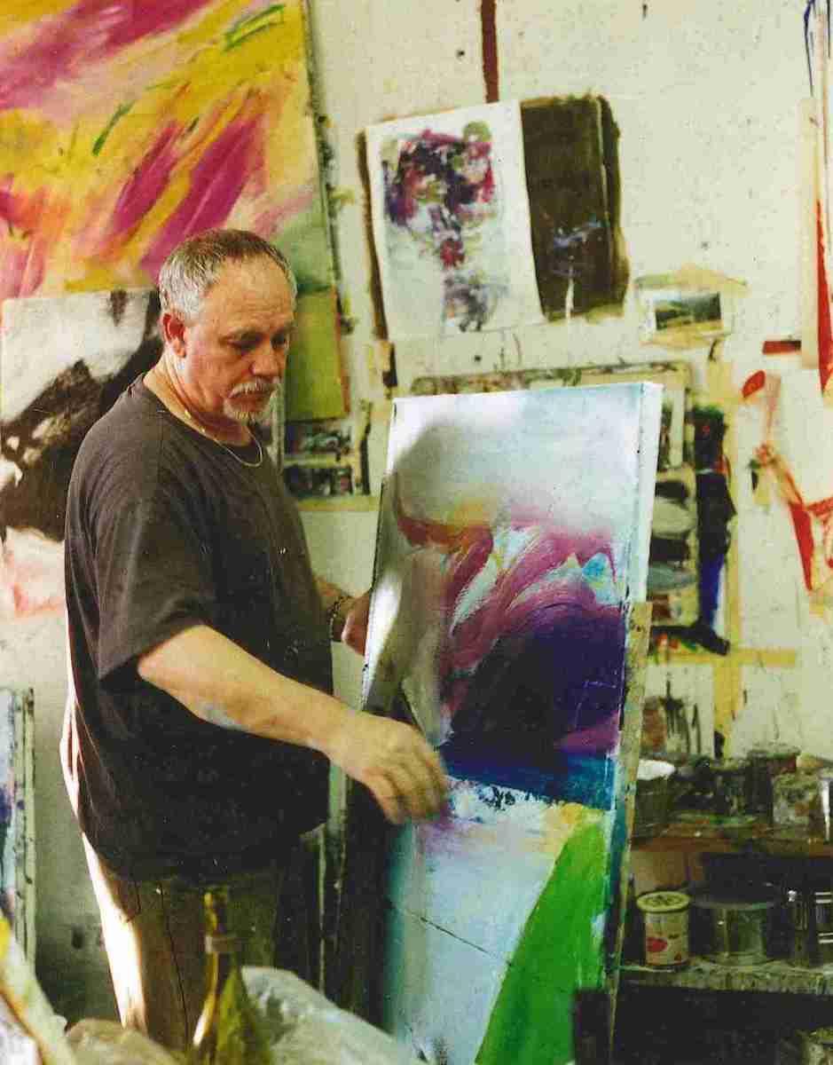 Artist Snapshot: Frank O'Cain