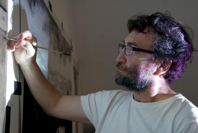 Artist Snapshot: Hugo Bastidas